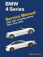 BMW 4 Series (F32, F33, F36) Service Manual 2014, 2015, 2016