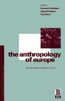 Anthropology Of Europe