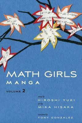 Math Girls Manga Vol. 2