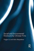 Social And Environmental Disclosure By Chinese Firms
