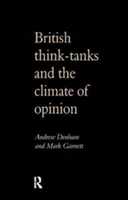 British Think-tanks And The Climate Of Opinion