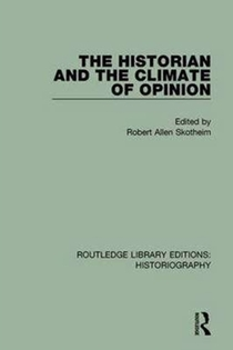 Historian And The Climate Of Opinion
