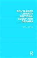 Routledge Library Editions: Sleep And Dreams