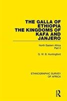 Galla Of Ethiopia The Kingdoms Of Kafa And Janjero