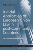 Judicial Application Of European Union Law In Post-communist Countries