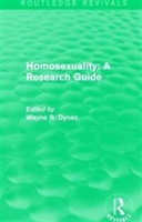 Homosexuality: A Research Guide (1987)