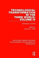 Technological Transformation In The Third World: Volume 4