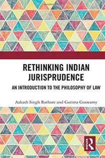 Rethinking Indian Jurisprudence