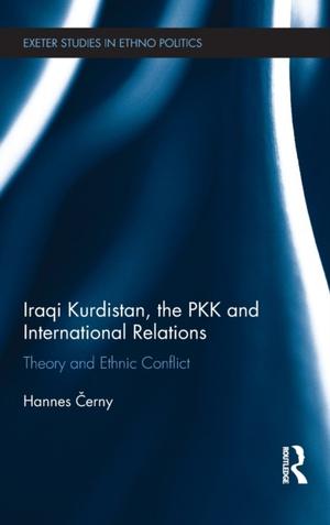Iraqi Kurdistan, The Pkk And International Relations