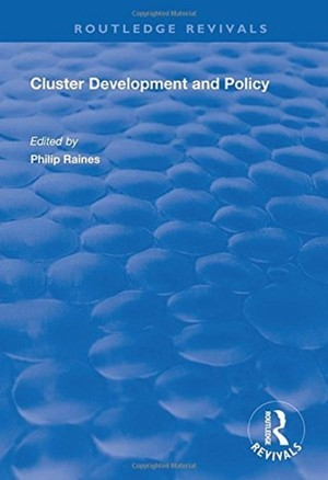 Cluster Development And Policy