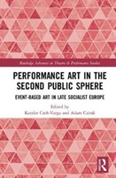 Performance Art In The Second Public Sphere