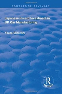 Japanese Inward Investment In Uk Car Manufacturing