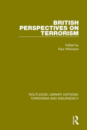 British Perspectives On Terrorism