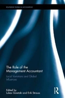 Role Of The Management Accountant