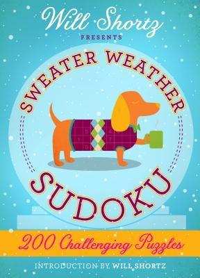 Will Shortz Presents Sweater Weather Sudoku