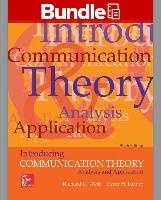 Introducing Communication Theory [With Access Code]
