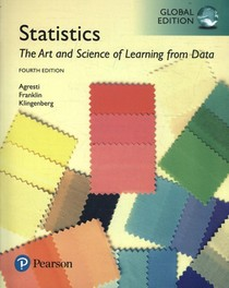 Statistics: The Art And Science Of Learning From Data, Global Edition