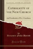 Catholicity Of The New Church