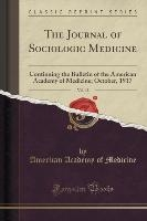 Journal Of Sociologic Medicine, Vol. 18