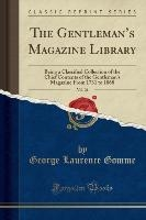 Gentleman's Magazine Library, Vol. 21