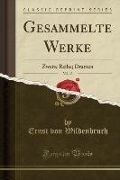 Gesammelte Werke, Vol. 13