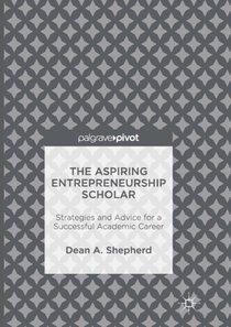 Aspiring Entrepreneurship Scholar