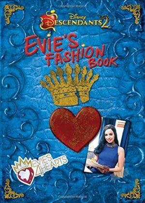 Evie's Fashion Book
