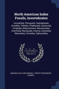 North American Index Fossils, Invertebrates