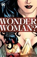 Wonder Woman Who Is Wonder Woman Tp New Ed