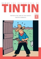 The Adventures of TinTin Vol 1 Compact Edition
