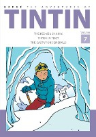The Adventures of TinTin Vol 7 Compact Edition