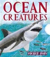 Ocean Creatures: A Three-dimensional Expanding Pocket Guide