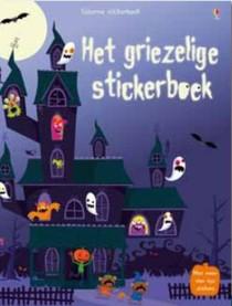 Het griezelige stickerboek