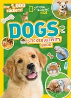 National Geographic Kids Dogs Sticker Activity Book
