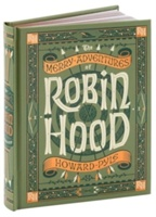 Merry Adventures Of Robin Hood (barnes & Noble Children's Leatherbound Classics)