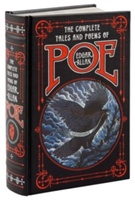 Complete Tales And Poems Of Edgar Allan Poe (barnes & Noble Omnibus Leatherbound Classics)