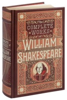 Complete Works Of William Shakespeare (barnes & Noble Omnibus Leatherbound Classics)