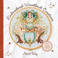 Embroidered Woodland Creatures