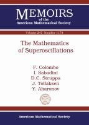 Mathematics Of Superoscillations