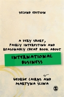 Very Short, Fairly Interesting And Reasonably Cheap Book About International Business