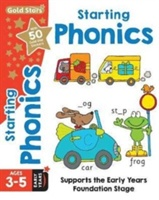 Gold Stars Starting Phonics Ages 3-5 Early Years
