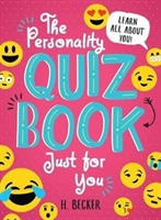 Personality Quiz Book Just For You: Learn All About You!