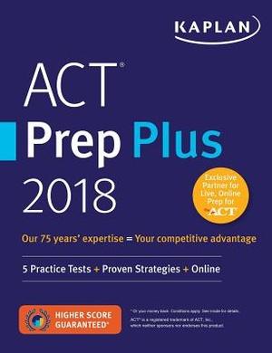 Act Prep Plus 2018
