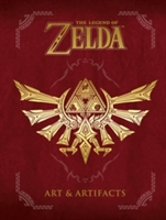 Legend Of Zelda: Art & Artifacts