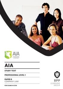 Aia 8 Company Law