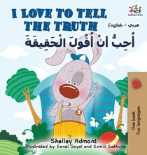 I Love To Tell The Truth (english Arabic Book For Kids)