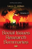Social Issues Research Summaries (with Biographical Sketches)