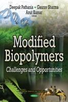 Modified Biopolymers