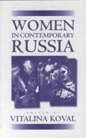 Women In Contemporary Russia