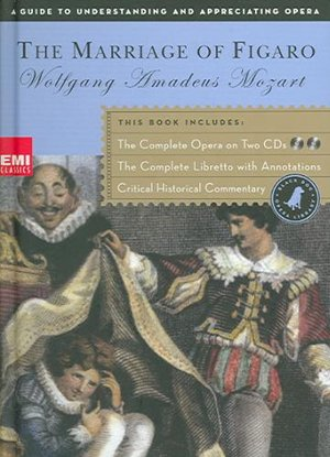 The Marriage of Figaro [With 2 CDs]